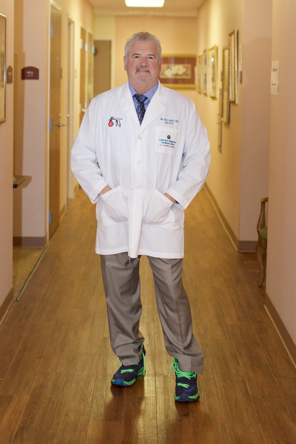 Dr. William Nick Landry